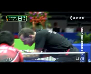 PingPang (乒乓)