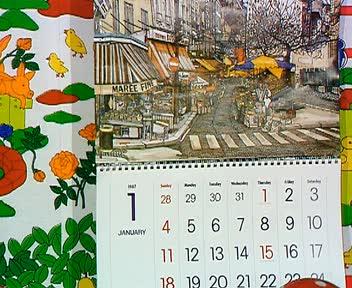 Calendar1 (日历1)